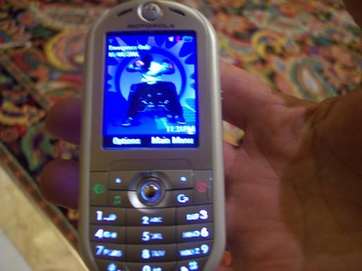 Motorola ROKR E2 Hands On