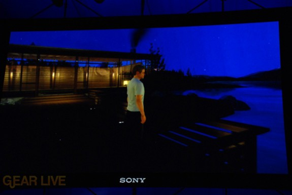 E308 Sony Briefing Playstation Home screenshot