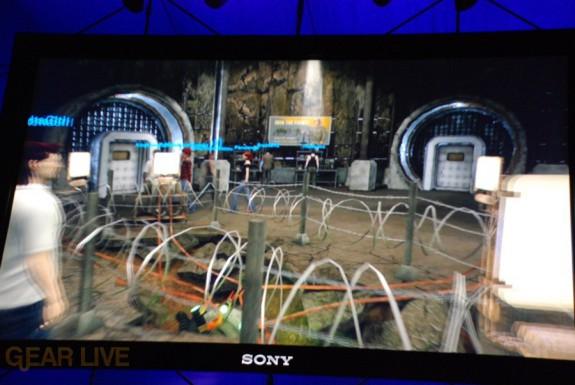 E308 Sony Briefing Playstation Home screenshot 7