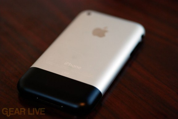 iPhone: Back