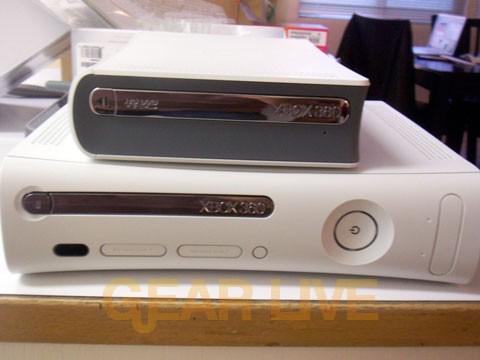 Horizontal Comparison With Xbox 360