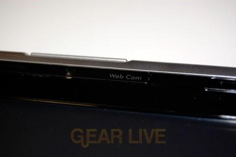Built-in Webcam