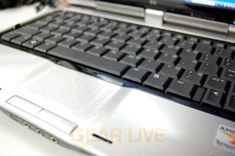 Another View of Touchpad