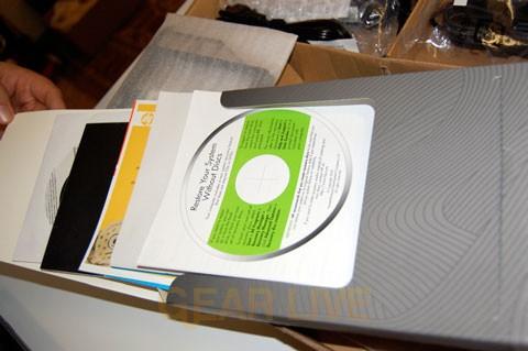 HP Pavilion TX1000 Instruction Manuals