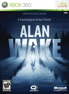 Alan Wake cover art