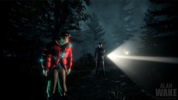 Alan Wake and Barry