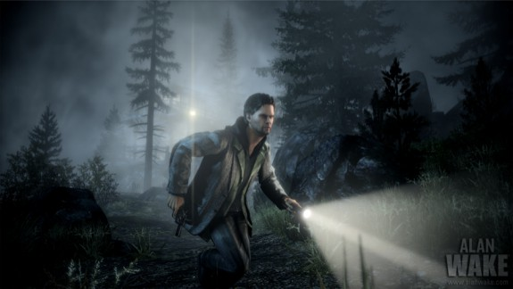 Alan Wake Ranger Tower