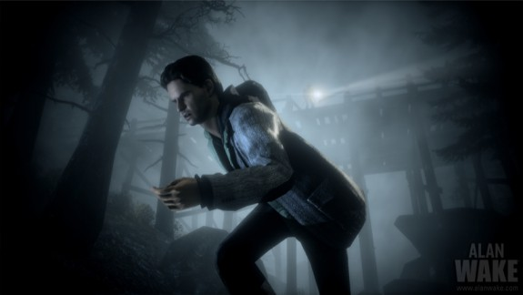 Alan Wake bridge