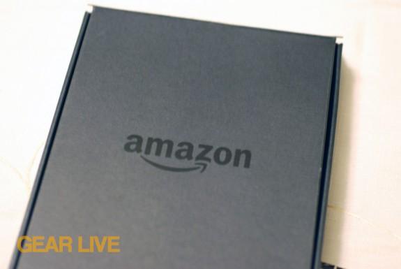 Kindle Paperwhite box