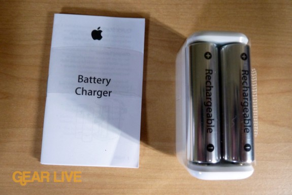 Apple Battery Charger manual