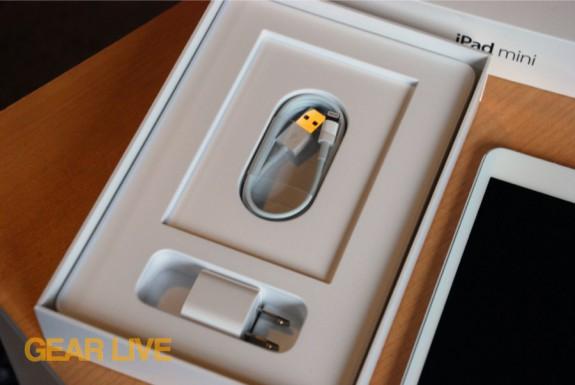 iPad mini included accessories