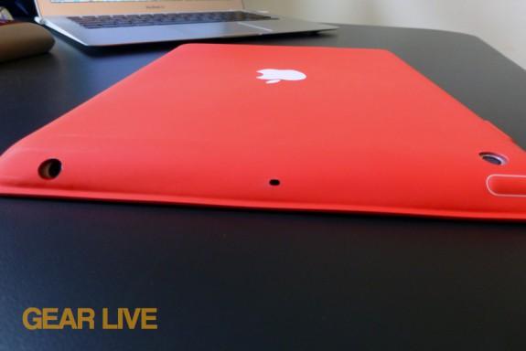 iPad Smart Case top