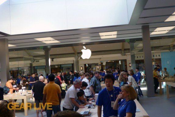 Apple Store - Bellevue Square Grand Re-opening