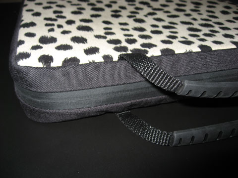 Side View - Waterproof Zippers