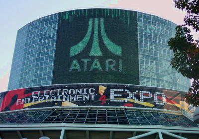 Atari Makes Its Presence Known