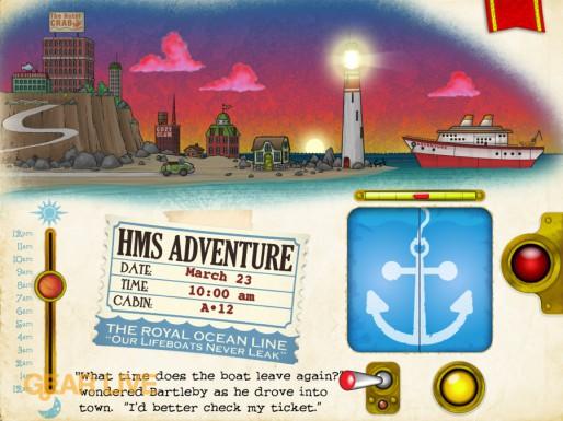Bartleby: Setting Sail