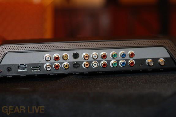 Slingbox PRO-HD Rear Ports