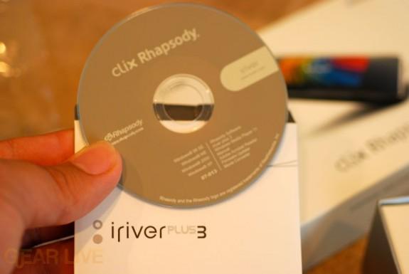 clix Rhapsody Install Disc