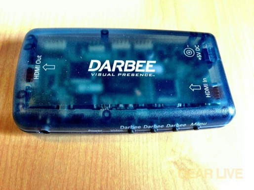 Darbee Darblet top
