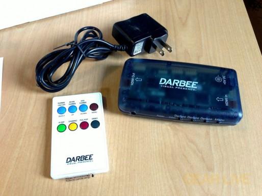 Darbee Darblet unboxed