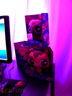 EA Summer Showcase ComicCon Pet Shop Toys