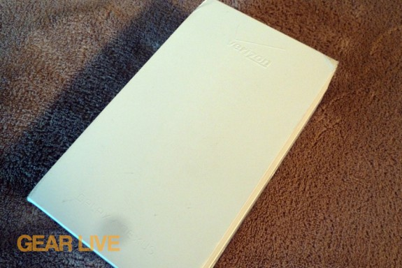 Galaxy Nexus white box