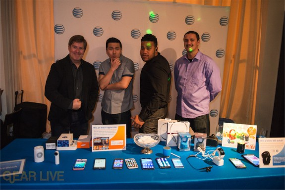 The AT&T Crew! Thanks for Sponsoring!