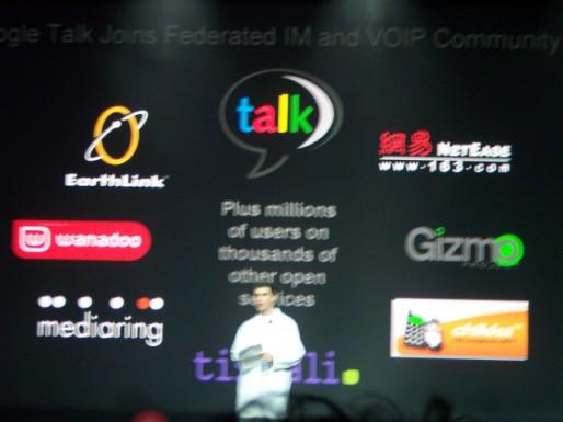 Google Talk - AIM Compatibility moblog1