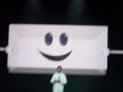 Google CES Keynote Slides moblog1