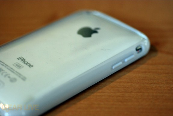 iPhone 3GS back in Griffin Reveal