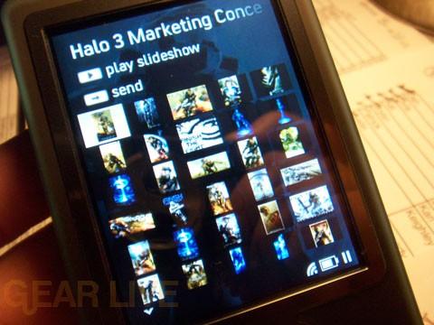 Halo 3 Marketing Concept Slideshow
