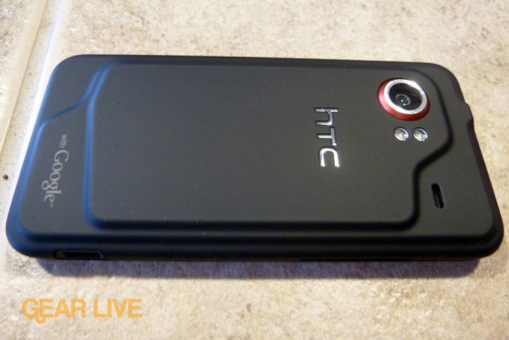 HTC Droid Incredible back