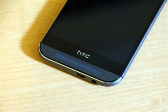 HTC One (M8) BoomSound speaker