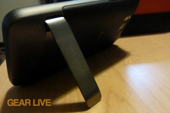 HTC Thunderbolt kickstand 2