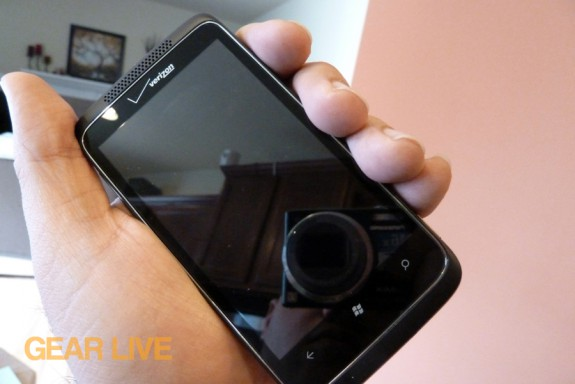 HTC Trophy smartphone