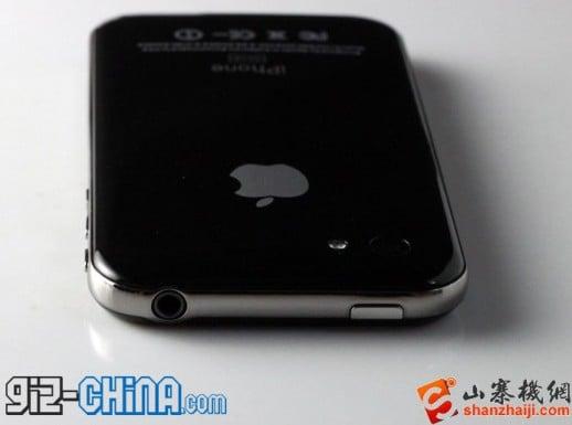 iPhone 5 clone top