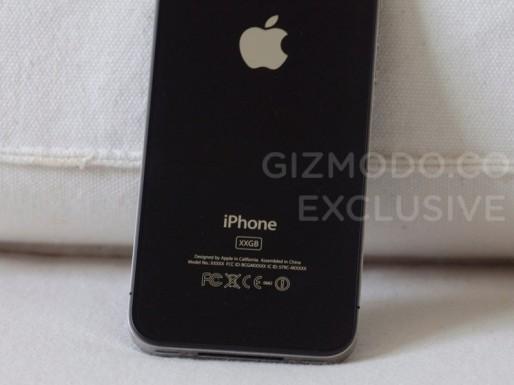 iPhone HD glass back