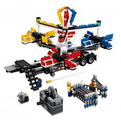 LEGO Fairground Mixer 10244 - Fairground Mixer pieces