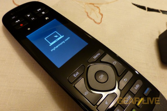 Logitech Harmony Touch universal remote