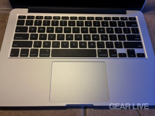 MacBook Pro (late 2013) keyboard