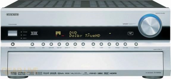 Onkyo TX-NR906 silver