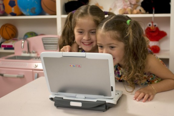 PeeWee PC Pivot Tablet for Kids 12