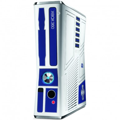 Star Wars Kinect Xbox 360 console
