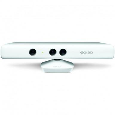 White Kinect Sensor