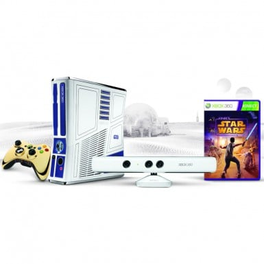 Star Wars Kinect Xbox 360 Bundle