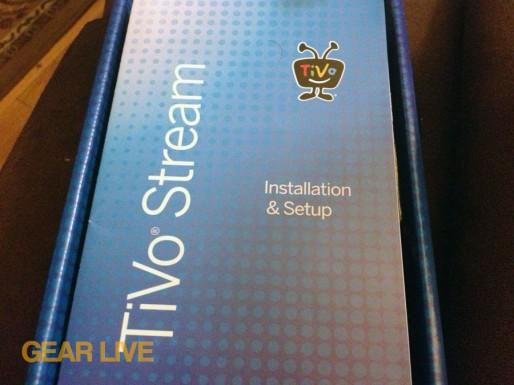 TiVo Stream manual