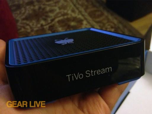 TiVo Stream in-hand