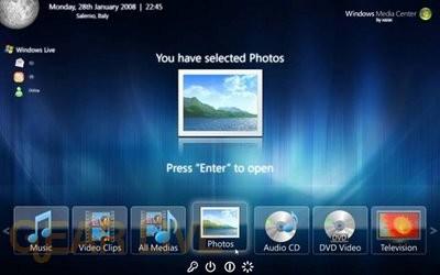 Windows 7 Windows Live integration