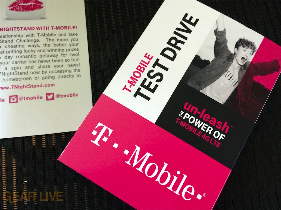 T-Mobile Test Drive iPhone Images | Gallery