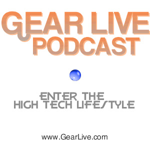 Gear Live Podcast iTunes